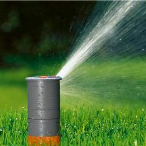 Predaj, montáž a servus automatických zavlažovacích systémov RainBird, Hunter, Gardena